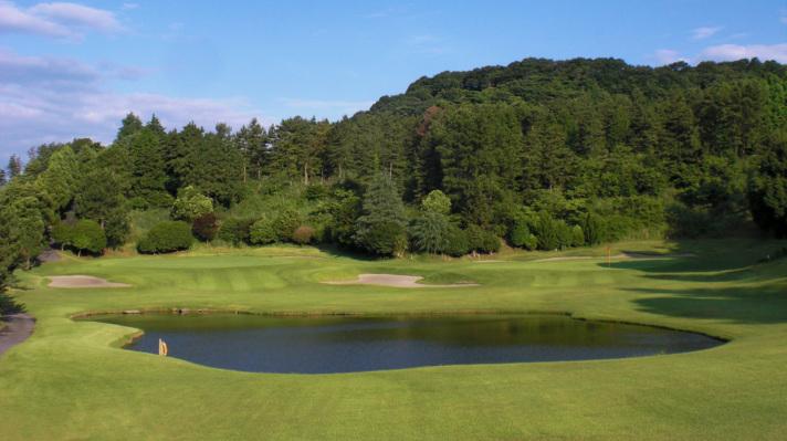 津久井 湖 ゴルフ クラブ